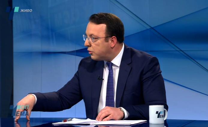Николоски: Техничката Влада од сам старт е дерогирана, изборите нема да бидат фер, но и при такви услови ВМРО-ДПМНЕ ќе победи