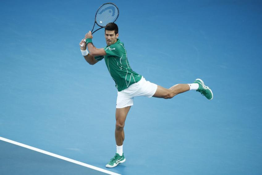 Ѓоковиќ втор во историјата на тенисот кој поминал 300 недели на првата позиција на АТП рангирањето