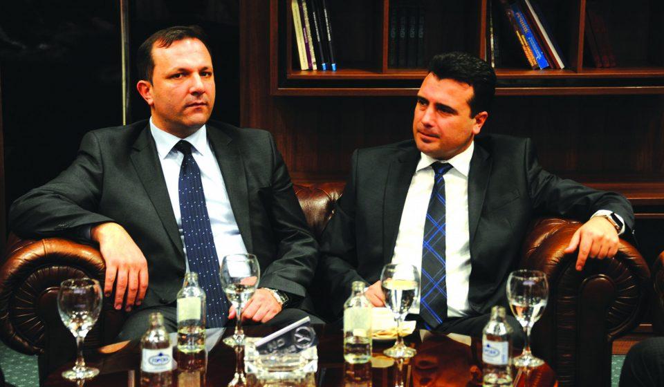 Спасовски уценува: Спас за Заев со носење на Законот за ЈО, па избори