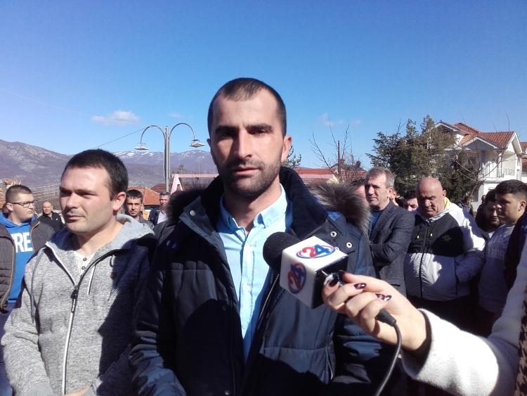 Жителите на Октиси бараат итно стопирање на уништувањето на шумата на Јабланица