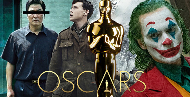 """""""Паразит"""" со четири Оскари влезе во историјата, """"1917"""" доби два, Феникс и Зелвегер наградени за главни улоги"""