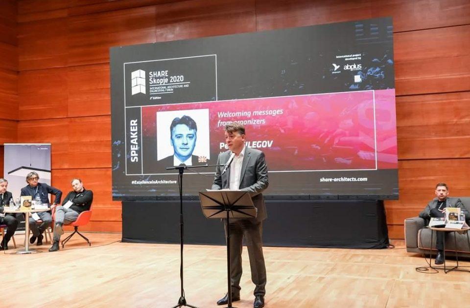 Шилегов: Во мојата визија Скопје го гледам како зелен град