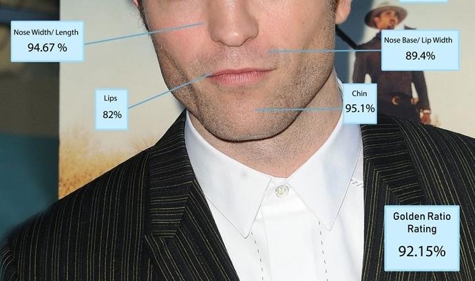 Науката пресмета: Овој актер е најубав човек на светот (ФОТО)