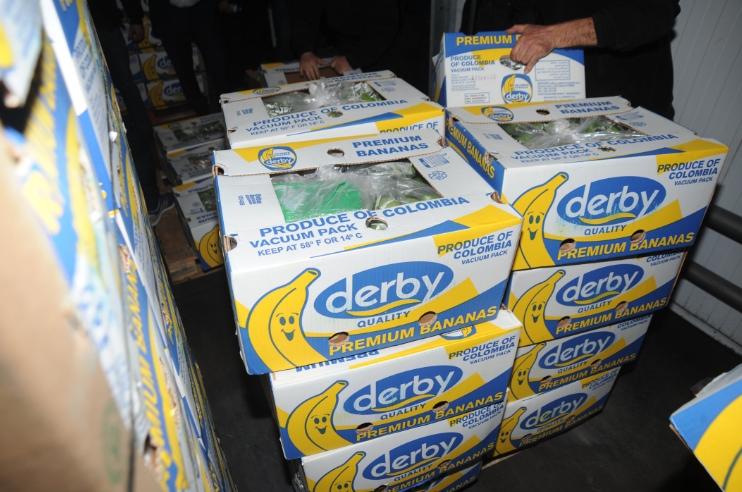 Се огласи компанијата во чии банани беше спакуван кокаинот