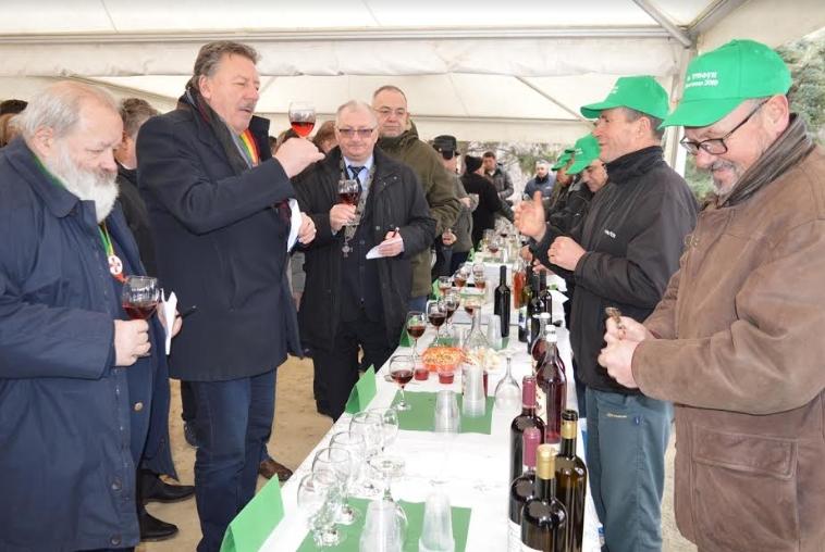 Седми Саем на домашно вино во Општина Илинден