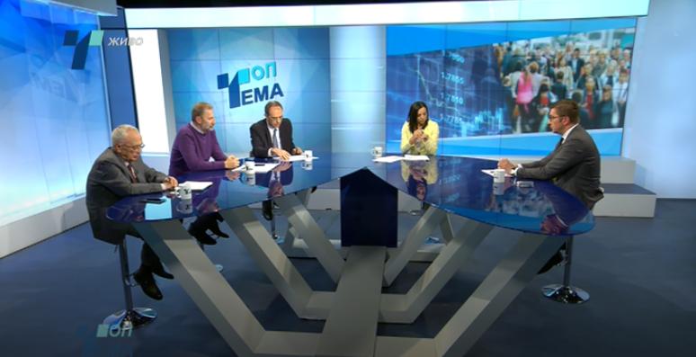Костов: Ќе има промена на власта, ќе победи оној кој ќе понуди правда и силна економија