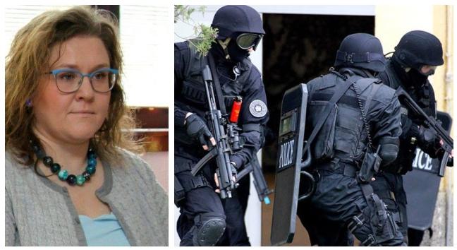Нетпрес: Славјанка Петровска ги довела во прашање животите на полицајците во акцијата во Крушопек?