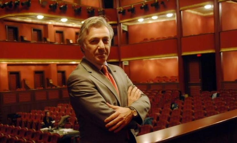 Вокален дует во Камерната сала на Филхармонија