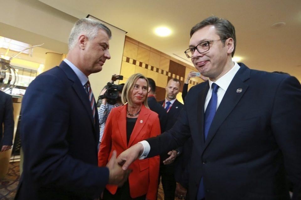 Тачи: Дијалогот со Вучиќ е неизбежен