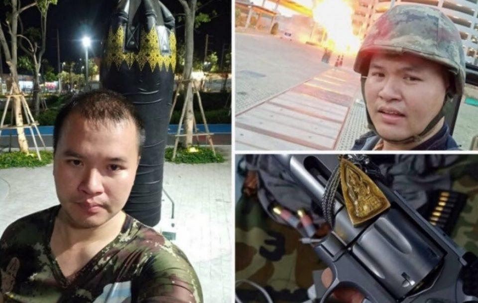 Тајландските специјалци го убија војникот што дивееше убивајќи 26 и ранувајќи уште 52 лица