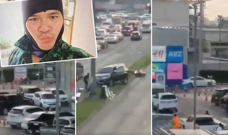Масакр на Тајланд: Војник уби најмалку 20 лица