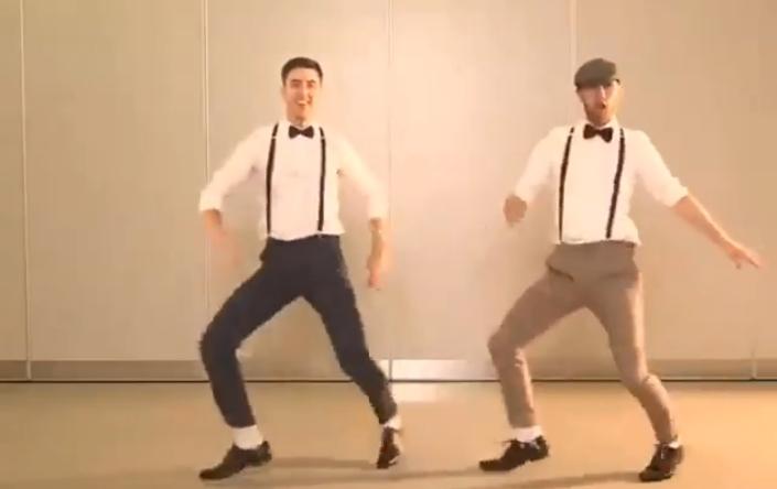 Еволуцијата на танцот: Оваа хит снимка е прегледана 21 милион пати, уживајте и вие (ВИДЕО)