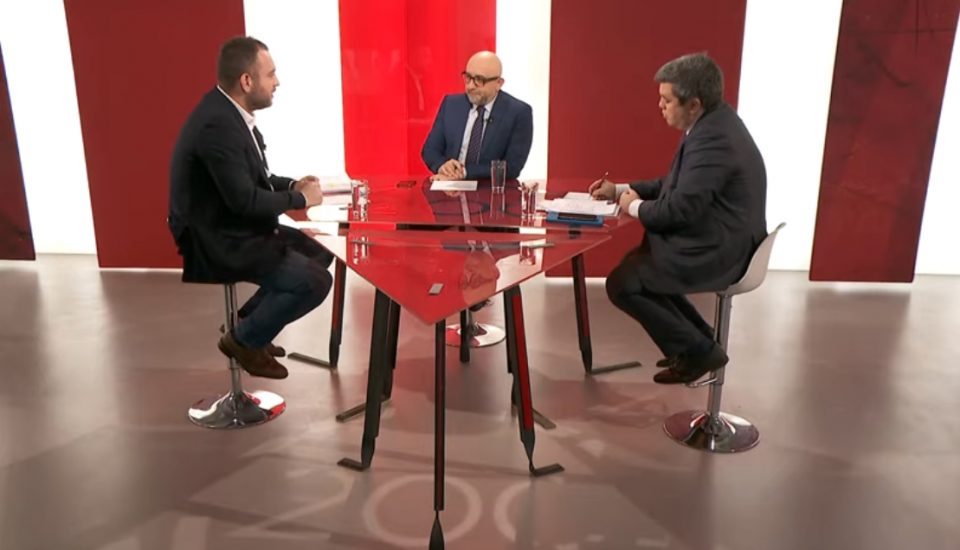 Тошковски: СДСМ се обидува да ја сокрие вистината која ја слушнаа сите, како Заев вели дека под негова команда се Јанева и Врховниот суд