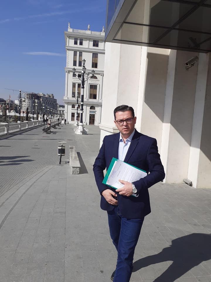 Трипуновски поднесе три кривични пријави против Трајан Димковски и неколку лица за низа кривични дела кои оваа власт ги сторила во минатото