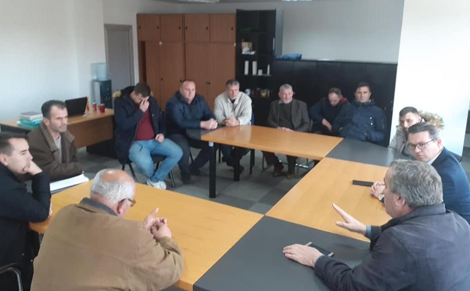 Трипуновски: Веднаш да им се исплатат обесштетувањата за поплавите на земјоделците од скопско