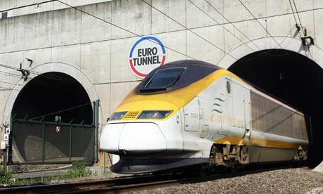 Доцнат возовите под Ламанш поради дефект кај Евротунелот