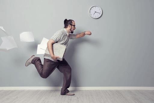 Луѓето што доцнат се поуспешни во животот