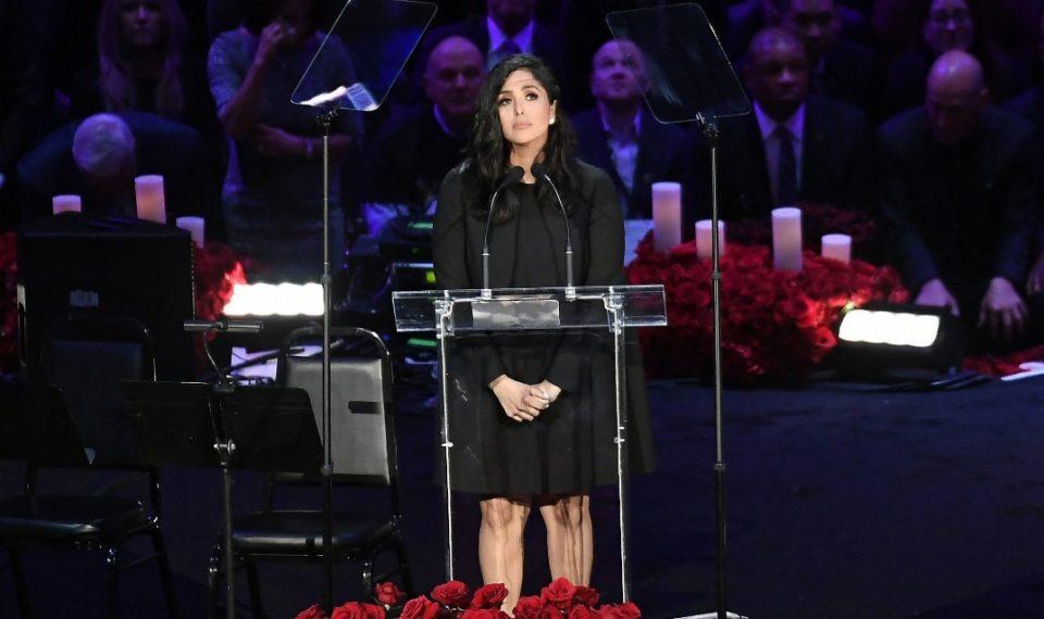 Срцепарателен говор на сопругата на Коби, по нејзините зборови сите се расплакаа (ВИДЕО)