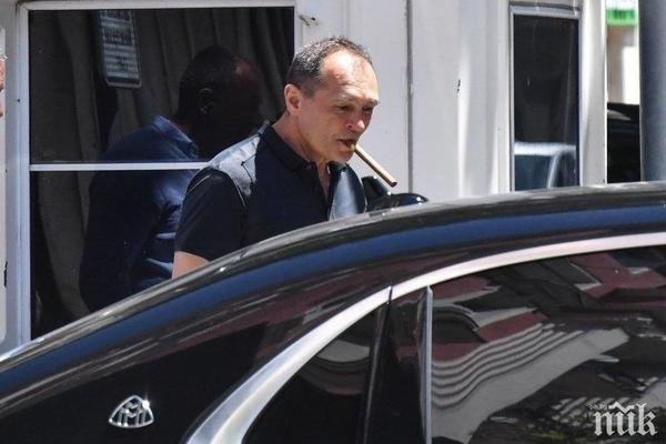 Бугарскиот тајкун Божков обвинет за трговија со влијание и антиквитети