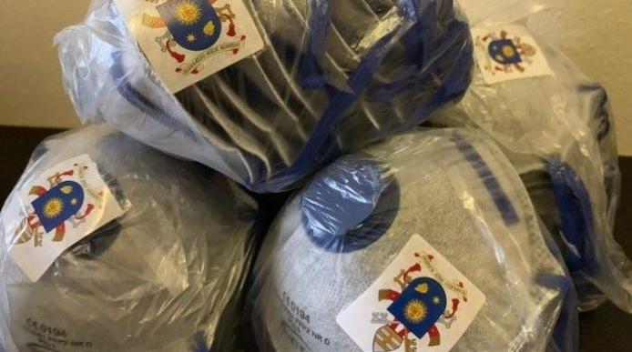 Ватикан испрати во Кина стотици илјади маски како помош за борбата со коронавирусот