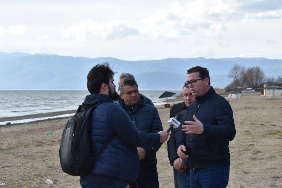 Еколошка катастрофа му се случува на Преспанско езеро