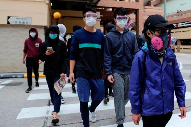 Штрајк на медицинскиот персонал во Хонг Конг, бараат затворање на границата со Кина