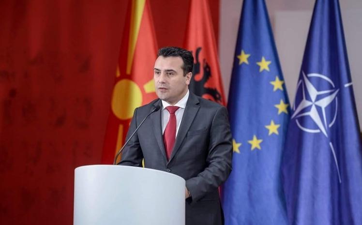 Денешните изјави на Заев се најава дека е веќе свесен дека кај Македонците има еден голем, сочен Компир