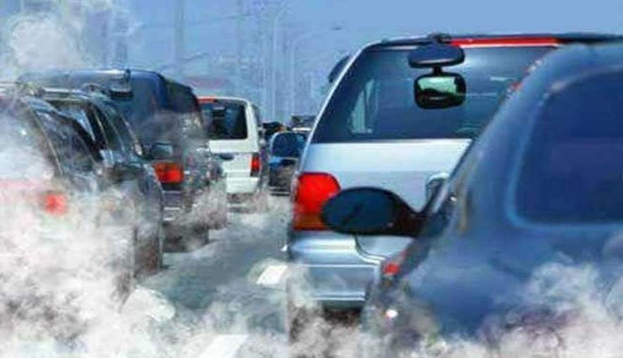 Загадување – горива