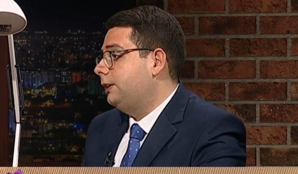 Златев: Власта со пропаганда се обидува да го оцрни Христијан Мицкоски за да оневозможи идна промена на власта