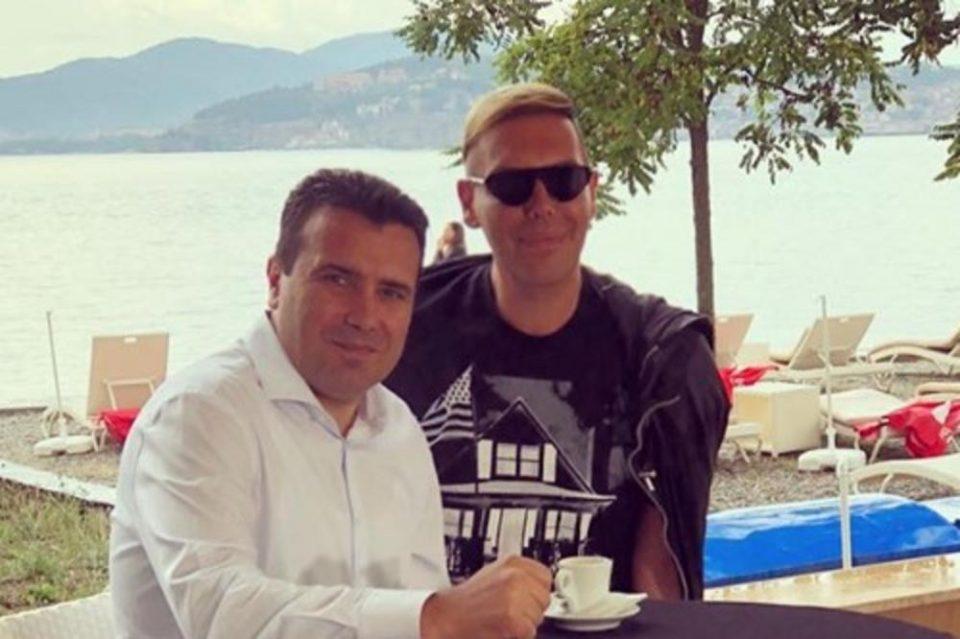 Милошоски со огромен скандал, aудиo од Заев: Му помагавме лично на Боки за телевизијата, плус земаше пари од Силјан Мицевски