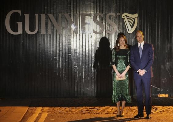 Војвотката Кетрин и принцот Вилијам во посета на Ирска