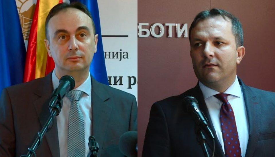 ВИДЕО: Две кривични пријави од Чулев против Спасовски