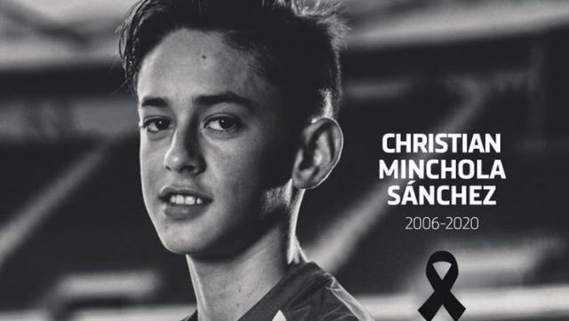 Тажни вести од Мадрид: Почина 14-годишен фудбалер на Атлетико