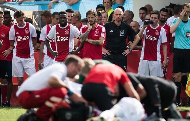 Без трошка жал: Ајакс му го раскина договорот на фудбалерот кој три години беше во кома!