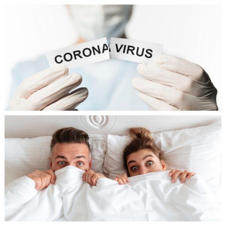 """С*кс за време на коронавирусот: Почекајте со """"акција"""" затоа што презервативот нема да ве заштити"""