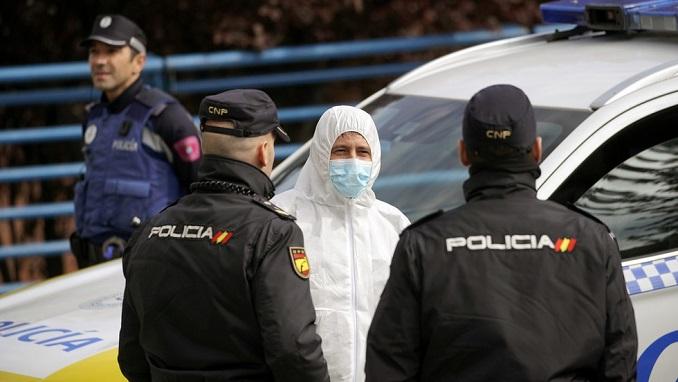 Шпанија ја надмина Кина во бројот на смртни случаи од Ковид-19