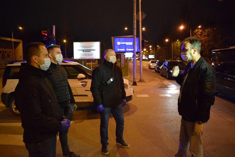 Чулев со свое видување за одлуката на владата за полицискиот час