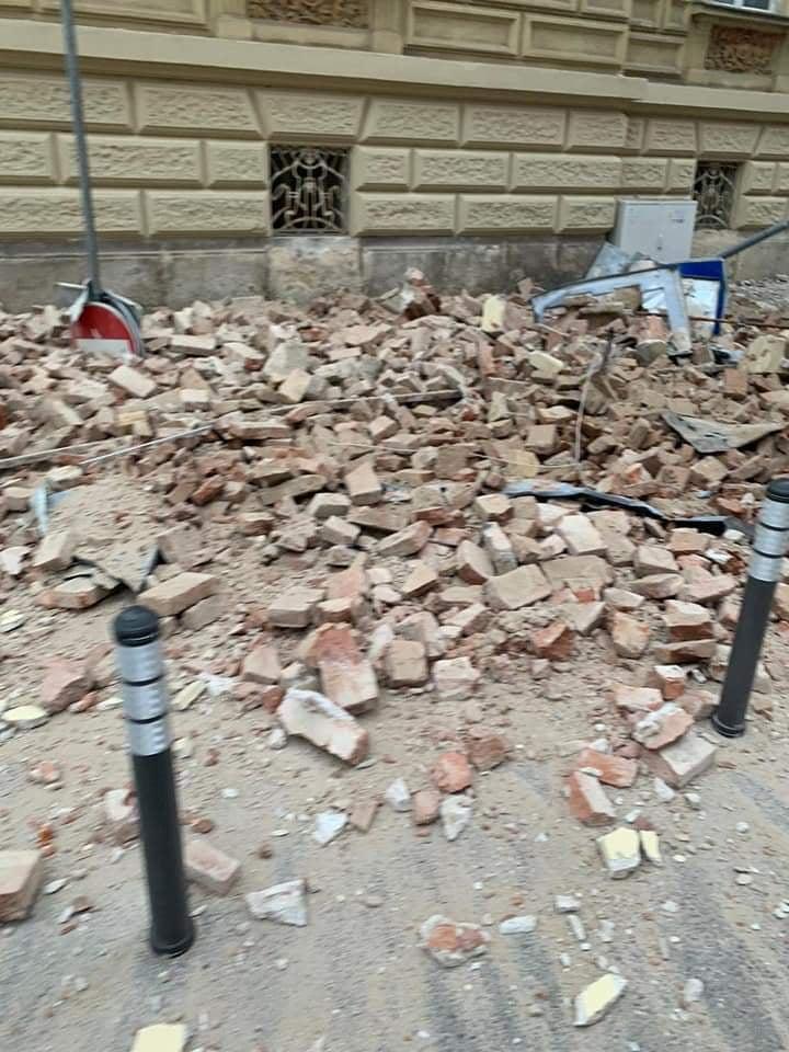 По вчерашниот, во Загреб регистрирани уште 30 земјотреси: 15- годишното девојче се бори за живот