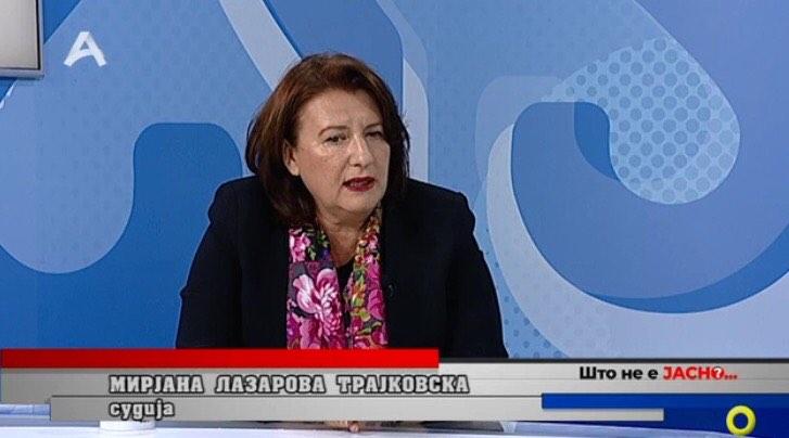 Лазарова Трајковска: Владата не може да врши било каков упад во правото на личен доход на граѓаните