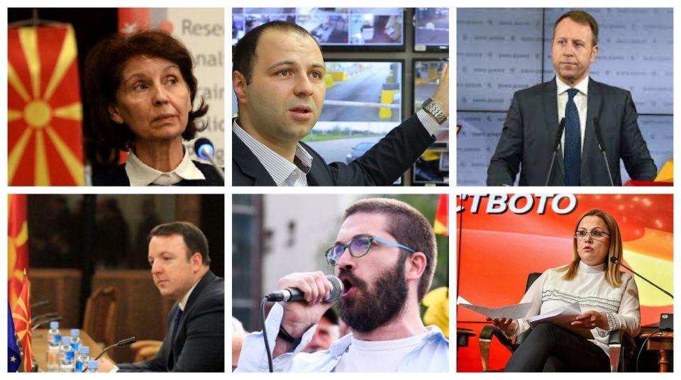 ОВА СЕ НОВИТЕ ПРАТЕНИЦИ НА ВМРО-ДПМНЕ: Објавени носителите на листи на опозицијата, погледнете кои се кандидатите, ова се нивните биографии