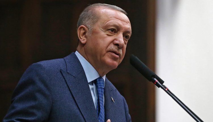 Ердоган: Грчките сили се како нацисти кон мигрантите