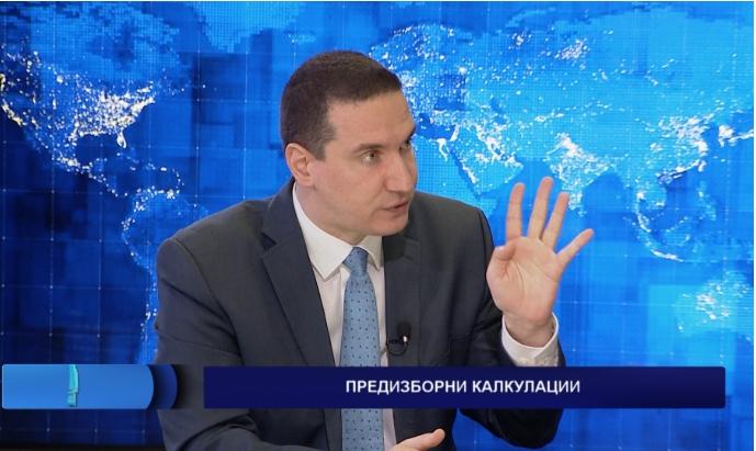 Ѓорчев: ВМРО-ДПМНЕ со голема и убедлива поддршка ќе победи на изборите, а коалицијата со Беса е сламка за спас на СДСМ
