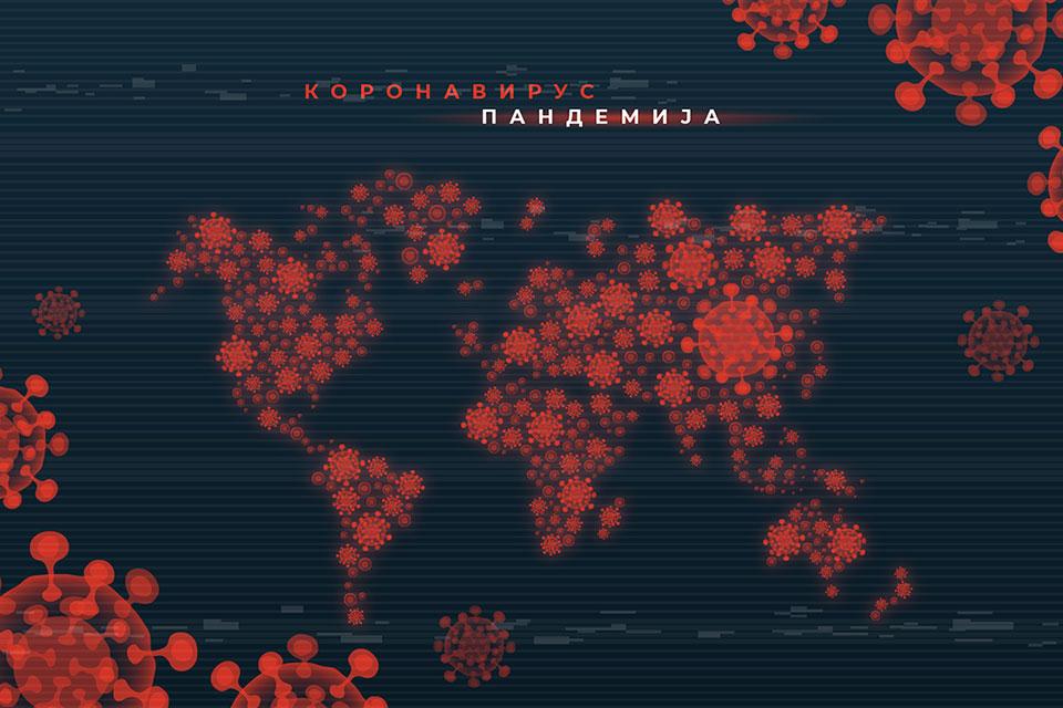 СЗО: Наскоро еден милион случаи на заразени со Ковид-19 во светот