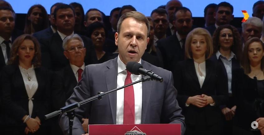 Јанушев: За нас најважно е здpaвјето и животот на граѓаните во Република Македонија