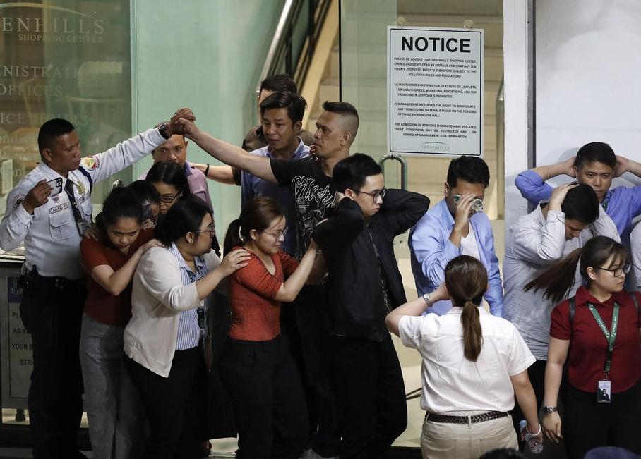 Заврши повеќечасовната заложничка криза на Филипини