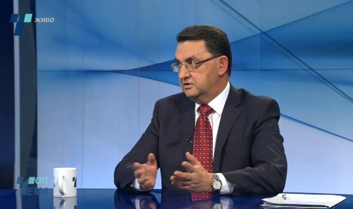 Славески: СДСМ со враќање на рамниот данок ја потврди потребата од истиот
