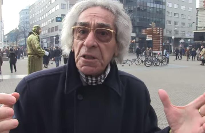 Умри ако не си здрав во главата: Дедо Тони со хит изјава против коронавирусот, излези надвор брате мили (ВИДЕО)