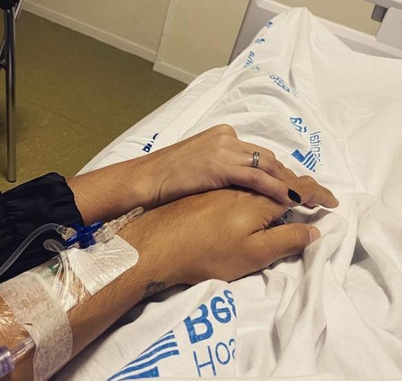 Фудбалерот преку фотографија откри како изгледа откако се заразил со коронавирусот- прв позитивен случај во Ла Лига (ФОТО)