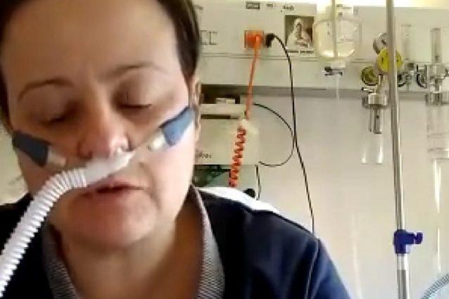 Италијанката, излекувана од коронавирус, сега ја споделува нејзината приказна со една единствена цел
