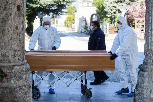 Алармантно на Апенинскиот полуостров: Италија ја надмина Кина според бројот на смртни случаи од Ковид-19